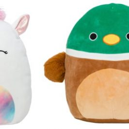 17 new Squishmallows plushies are coming to the US market