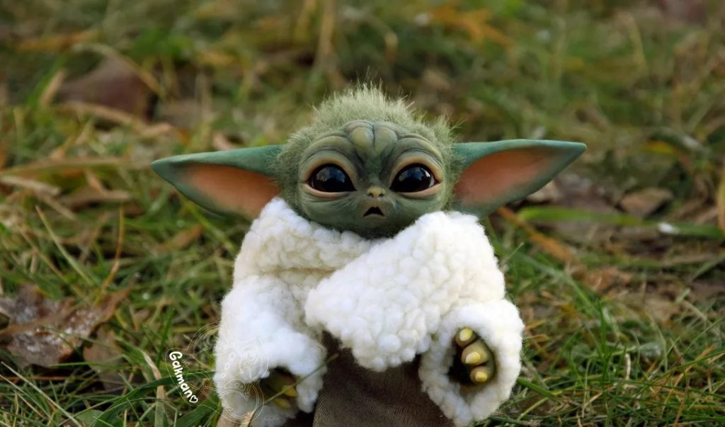 This unique Baby Yoda already has a 14-th month waitlist