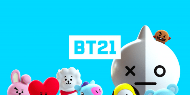 Aurora World will make the European plush toys for BT21