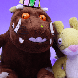 Gruffalo will get new stuffed animals and other toys