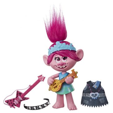 Hasbro introduces the new Trolls World Tour line