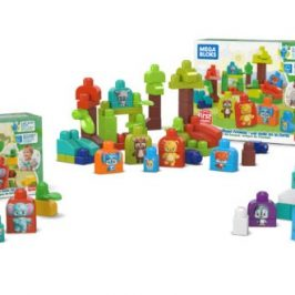 Mattel shows off new bio-plastics toys - Mega Bloks