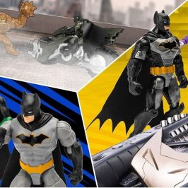 Spin Master introduces its first Batman action figure line-up