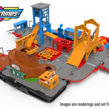 The Micro Machines range is coming back, says Wicked Cool Toys