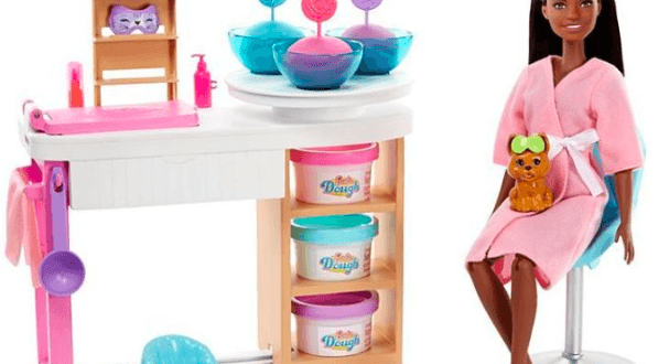 Mattel launches a new Barbie Wellness collection