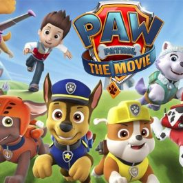 Paw Patrol: The Movie is coming to the big screen next year