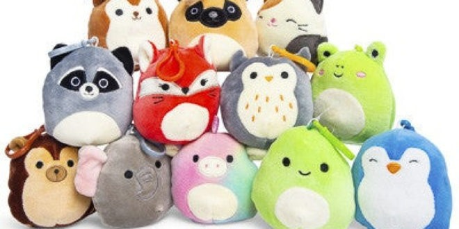 The Squishmallows stuffed animals reached 50 million sales