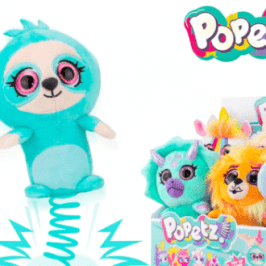 Eolo Toys wants to change the market with the new Popetz plush toys