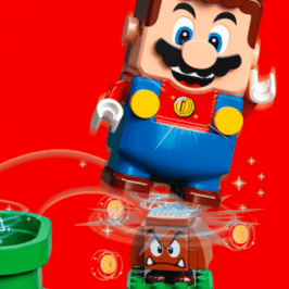 LEGO and Nintendo introduce a unique interactive playset