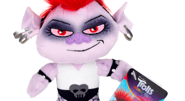 Posh Paws launches its Trolls World Tour plush toys