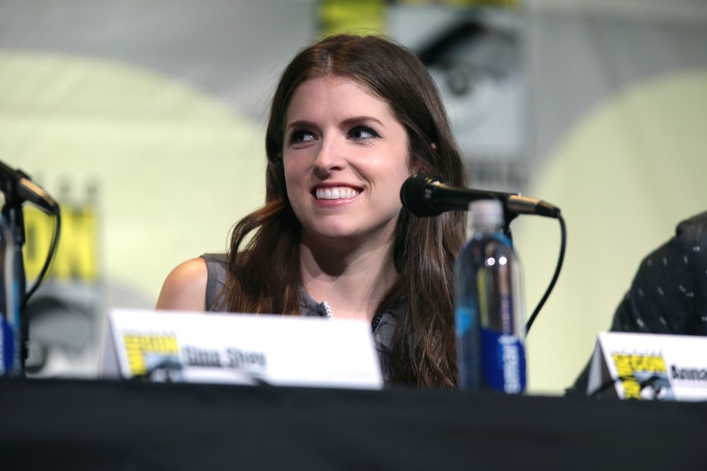 Anna Kendrick loves to collect toys... of herself in various characters