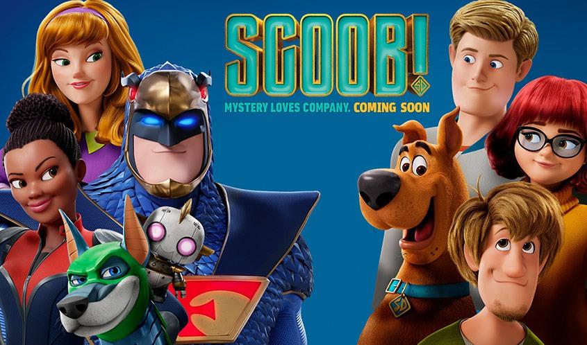 Warner Bros will release the latest Scooby Doo online instead in the cinemas