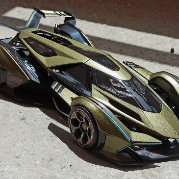 1:18 Maisto Lamborghini V12 Vision GT Review